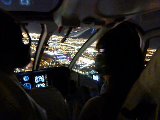 Taking A Maverick Helicopters Las Vegas Strip Flight 2 3