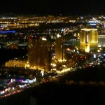wynn las vegas seen from helicopter feature