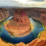 Horseshoe Bend is an excellent day trip from the South Rim.