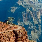 west rim grand canyon guano point