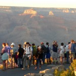 Sunset at Hopi Point, Grand Canyon National Park, South Rim