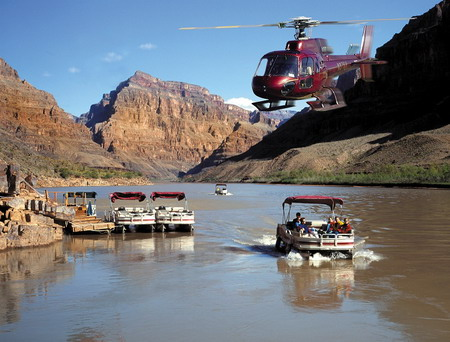 1 day rafting in the grand canyon south rim