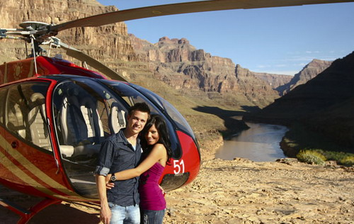 Sunset Helicopter Tours Of The Grand Canyon