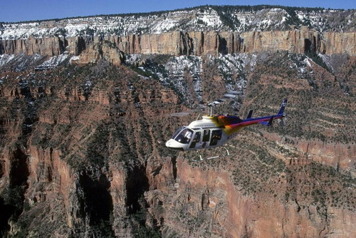 Things To Do At The South Rim During A Helicopter Tour