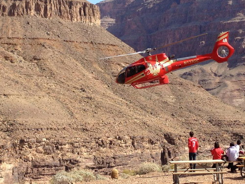Travel Survey  Top 3 Las Vegas Helicopter Tours To The Grand Canyon