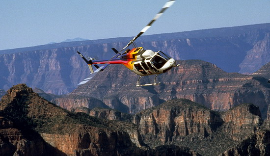 Papillon Helicopters39 North Canyon Tour 30Minutes Astar Or Bell Ranger